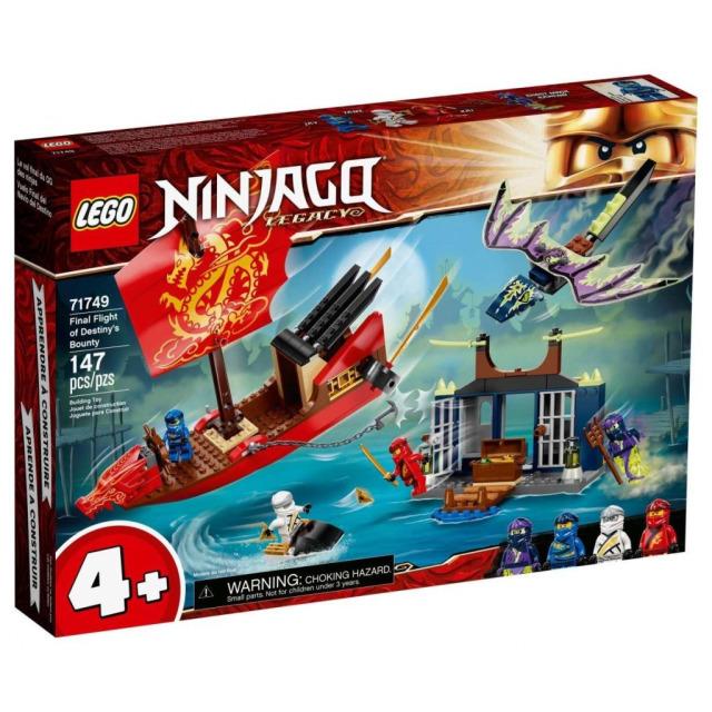 Obrázek produktu LEGO Ninjago 71749 Poslední let Odměny osudu