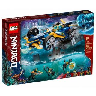 Obrázek 1 produktu LEGO Ninjago 71752 Univerzální nindža auto