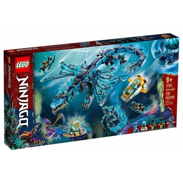 Obrázek produktu LEGO Ninjago 71754 Vodní drak