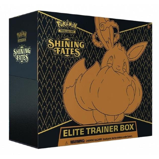Obrázek produktu Pokémon TCG: SWSH04.5 Shining Fates - Elite Trainer Box
