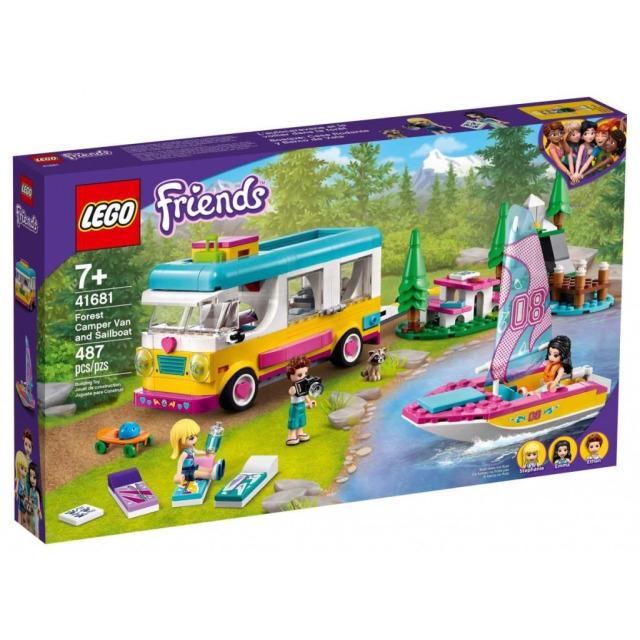 Obrázek produktu LEGO Friends 41681 Kempování v lese