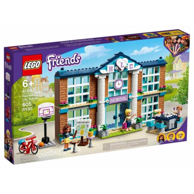 Obrázek produktu LEGO Friends 41682 Škola v městečku Heartlake