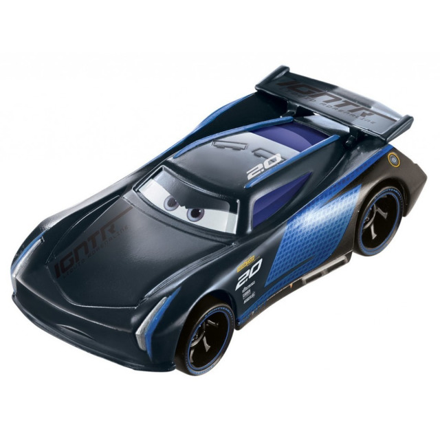 Obrázek produktu Cars Color Changers Jackson Storm, Mattel GNY99