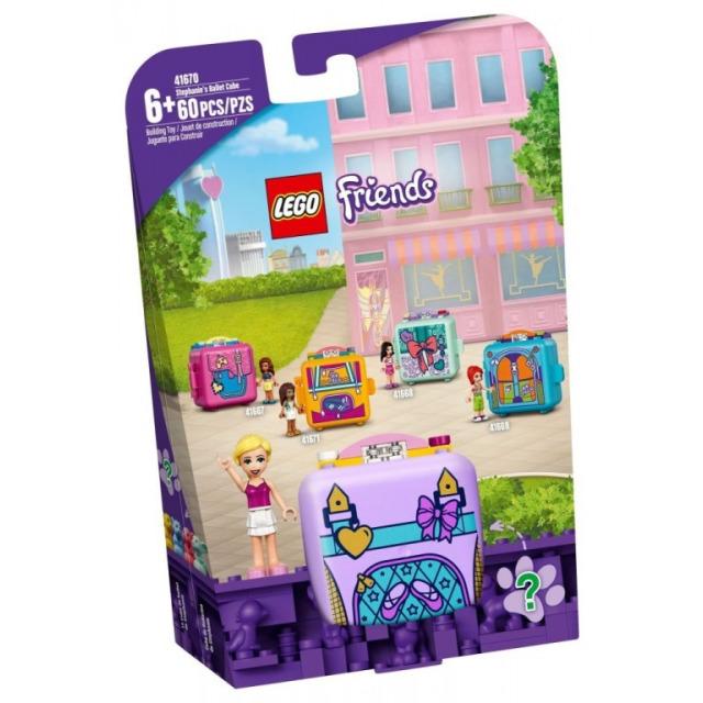 Obrázek produktu LEGO Friends 41670 Stephaniin baletní boxík