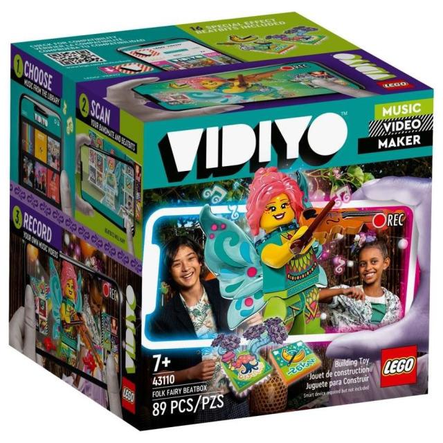Obrázek produktu LEGO VIDIYO 43110 Folk Fairy BeatBox