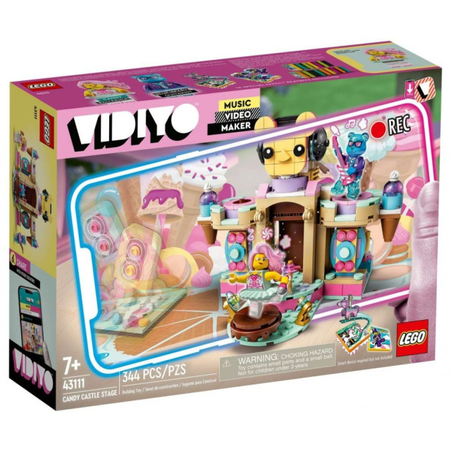 Obrázek produktu LEGO VIDIYO 43111 Candy Castle Stage