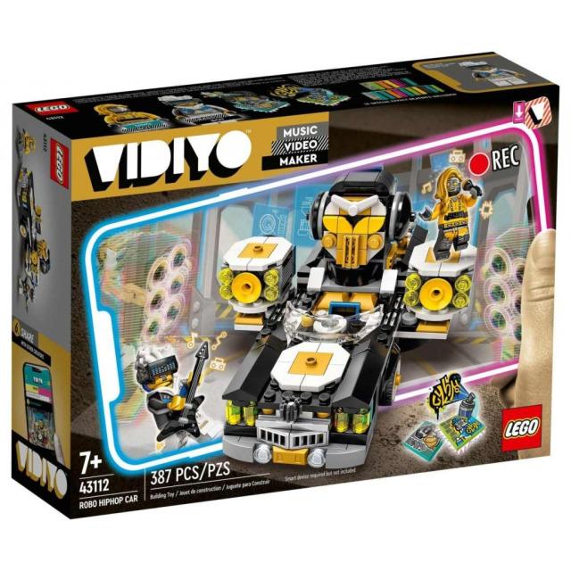Obrázek produktu LEGO VIDIYO 43112 Robo HipHop Car
