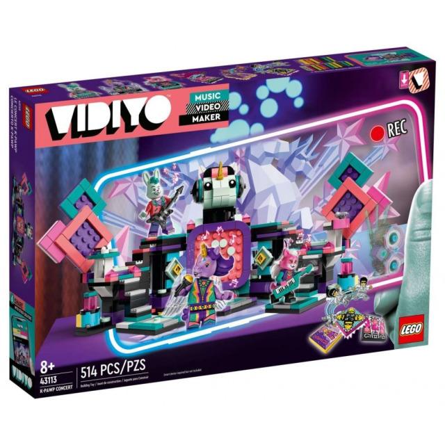 Obrázek produktu LEGO VIDIYO 43113 K-Pawp Concert
