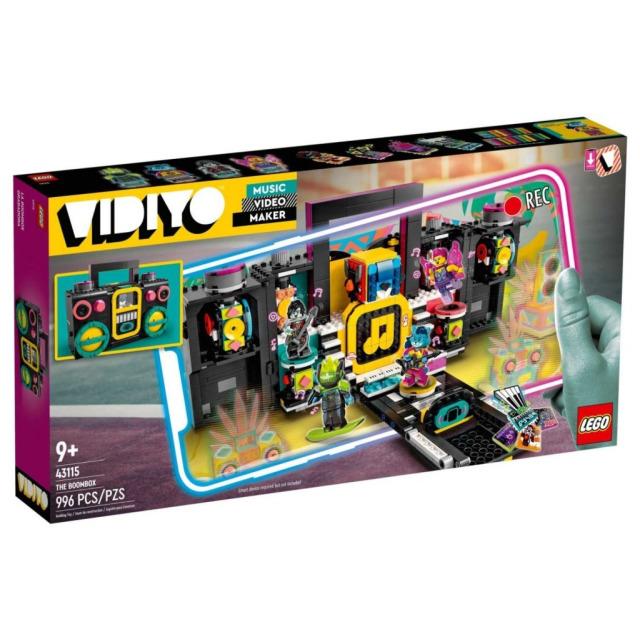 Obrázek produktu LEGO VIDIYO 43115 The Boombox