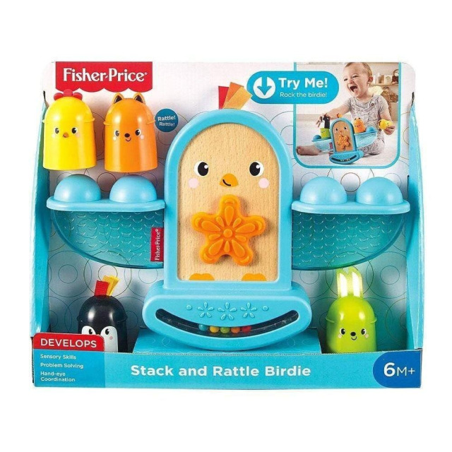 Obrázek produktu Fisher Price Houpací ptáček, Mattel GJW26