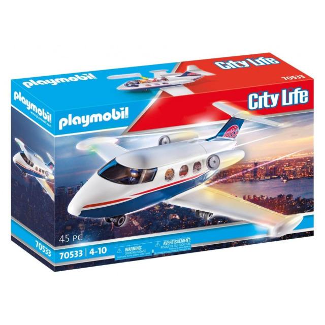 Obrázek produktu Playmobil 70533 Soukromé letadlo