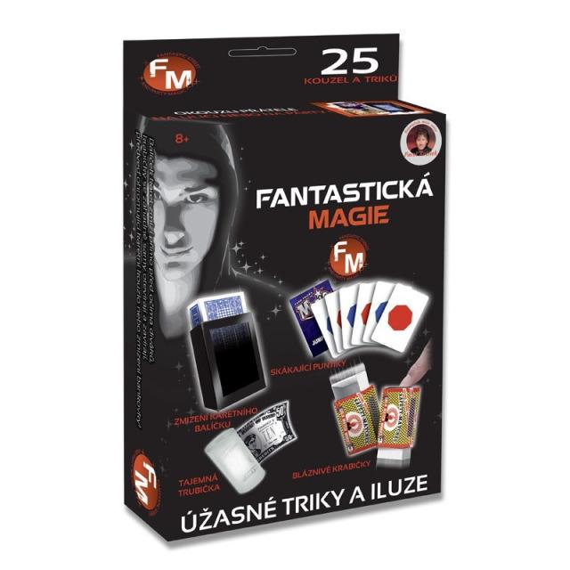 Obrázek produktu Fantastická magie - Úžasné triky a iluze