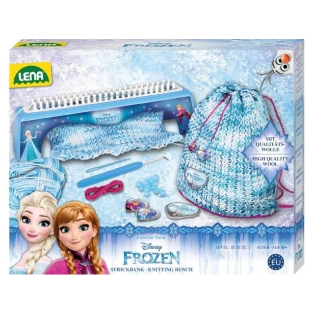 Obrázek produktu LENA Pletací stůl Disney Frozen II