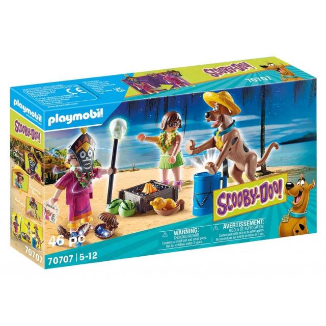 Obrázek produktu Playmobil 70707 SCOOBY-DOO! Dobrodružství se Šamanem