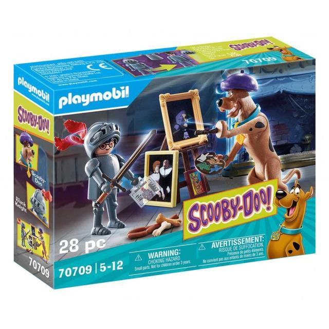 Obrázek produktu Playmobil 70709 SCOOBY-DOO! Dobrodružství s Černým rytířem