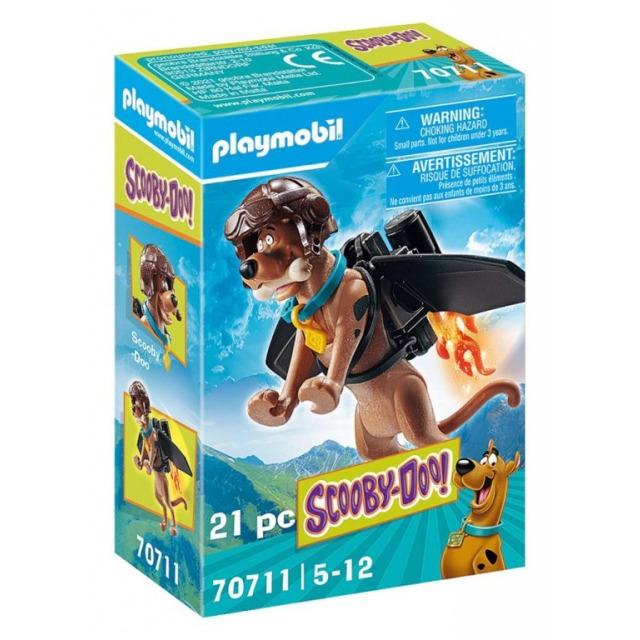 Obrázek produktu Playmobil 70711 SCOOBY-DOO! Sběratelská figurka Pilot