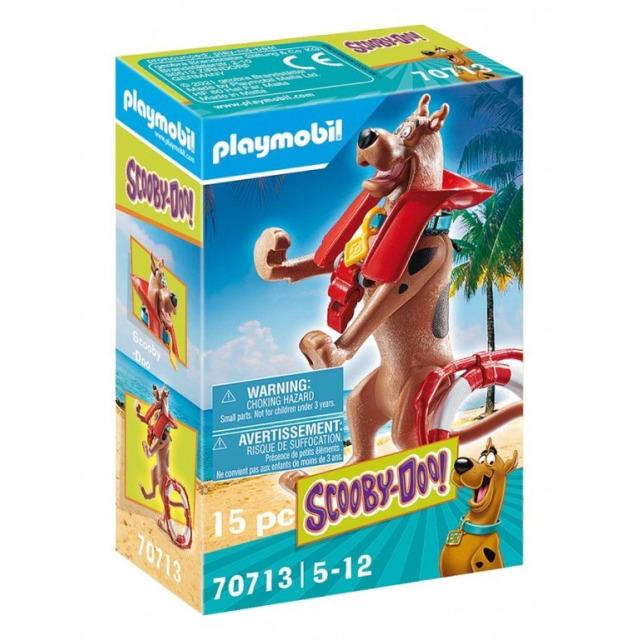 Obrázek produktu Playmobil 70713 SCOOBY-DOO! Sběratelská figurka Plavčík