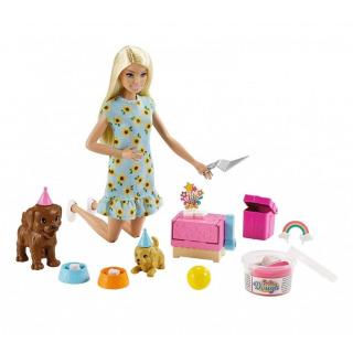 Obrázek 1 produktu Barbie Oslava pro štěňátka, Mattel GXV75
