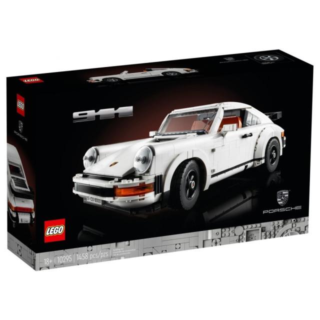 Obrázek produktu LEGO Creator 10295 Porsche 911