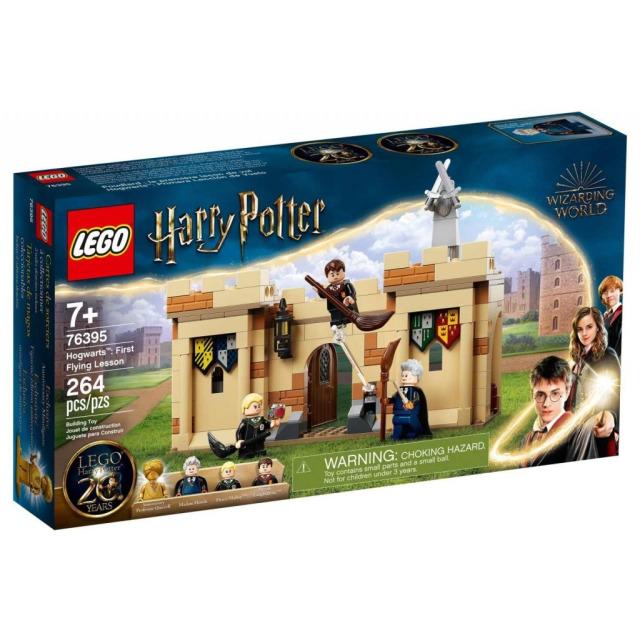 Obrázek produktu LEGO Harry Potter™ 76395 Bradavice: první hodina létání