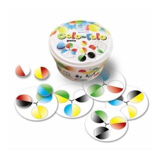 Obrázek 1 produktu Colo-rolo Postřehová hra v plechové krabičce