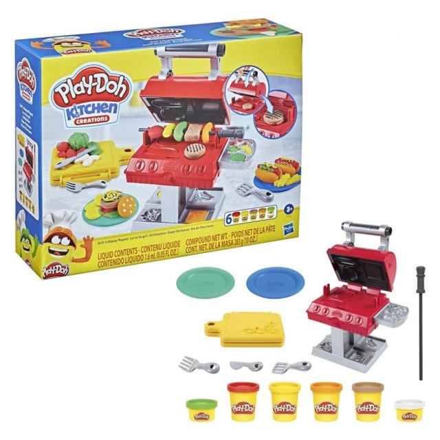Obrázek produktu Play Doh Barbecue gril, Hasbro F0652