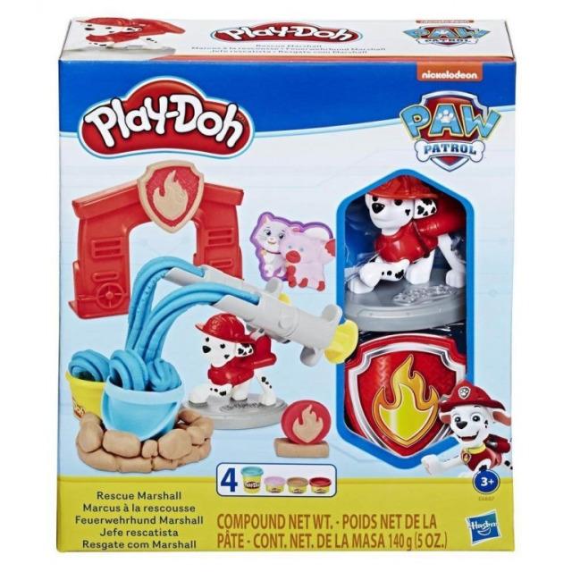 Obrázek produktu Play Doh Tlapková patrola, Hasbro E6887