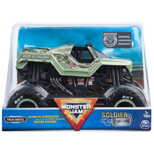 Obrázek produktu Spin Master Monster Jam Sběratelské Die-Cast Auto 1:24 Soldier