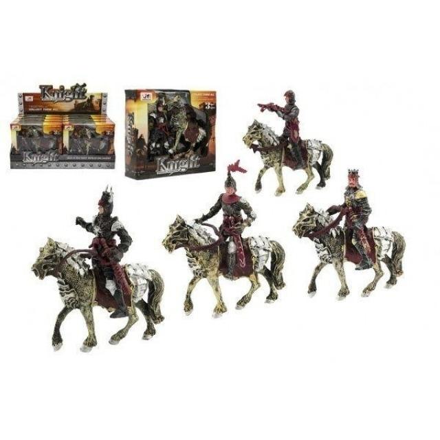 Obrázek produktu Figurka Rytíř s koňem a zbraní