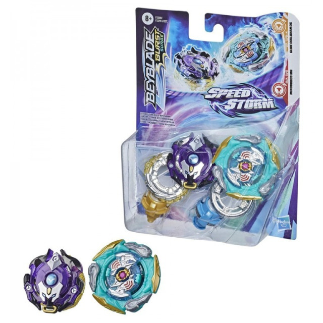 Obrázek produktu BeyBlade Burst Surge Speedstorm Minoboros & Glide Dullahan, Hasbro F2300