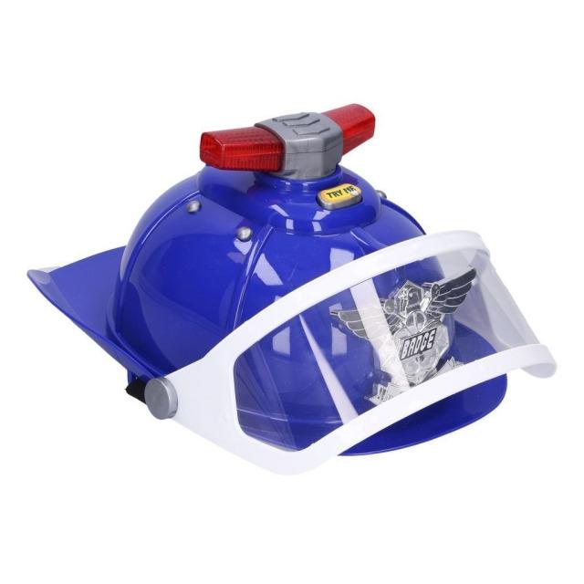 Obrázek produktu Wiky Policejní přilba s efekty