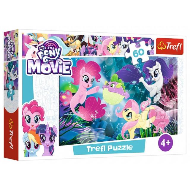 Obrázek produktu Trefl 17298 Puzzle My Little Pony The Movie 60 dílků