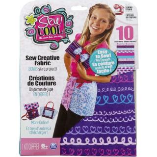 Obrázek 1 produktu Cool Maker Šicí sada doplňků kabelka