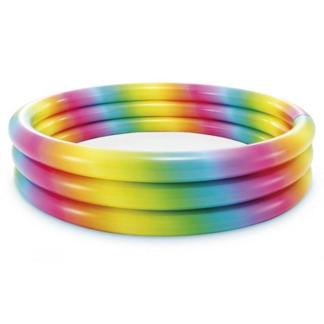 Obrázek produktu Intex 58439 Bazén Rainbow Ombre 147x33 cm