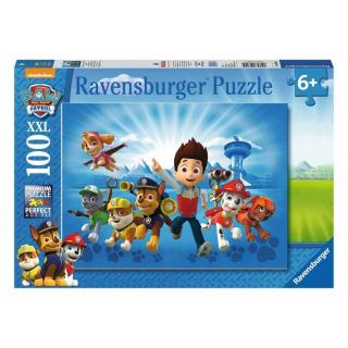 Obrázek 1 produktu Ravensburger 10899 Puzzle Tlapková patrola 100 dílků XXL
