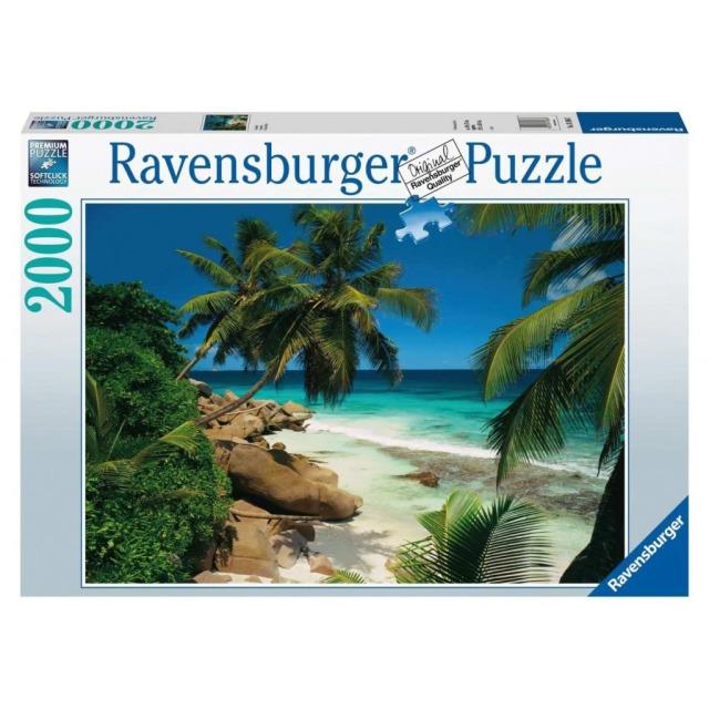 Obrázek produktu Ravensburger 81366 Puzzle Seychely 2000 dílků