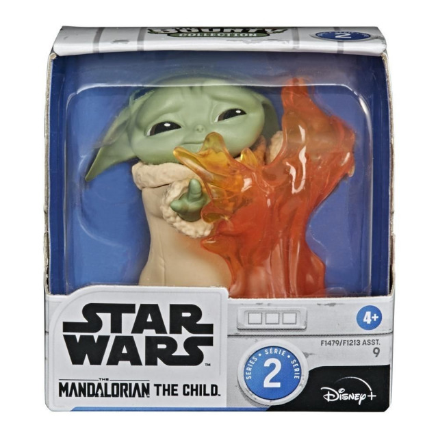 Obrázek produktu Star Wars The Bounty Collection Baby Yoda Boj s ohněm, Hasbro F1479