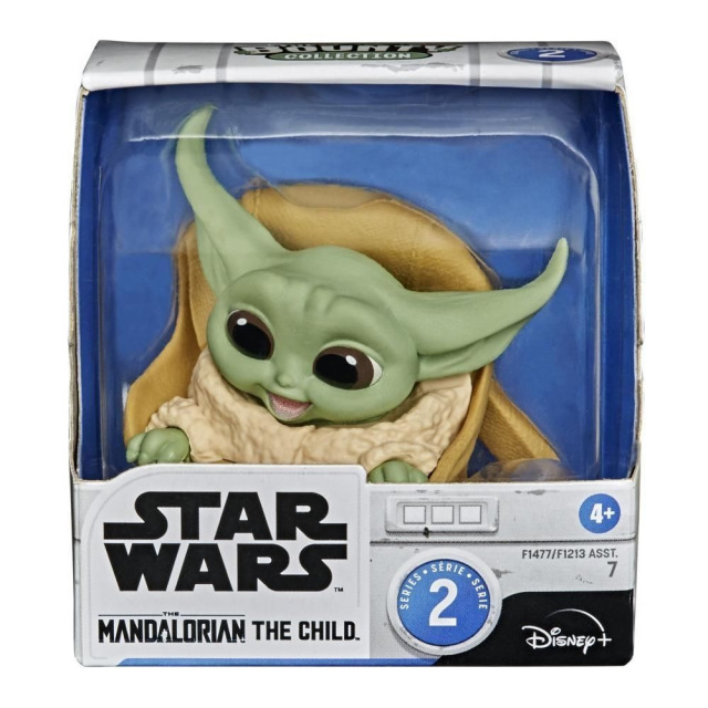 Obrázek produktu Star Wars The Bounty Collection Baby Yoda Speeder Ride, Hasbro F1477