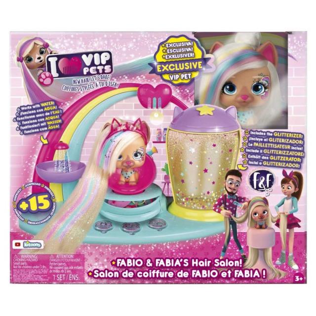 Obrázek produktu TM Toys VIP Pets Kadeřnický salón