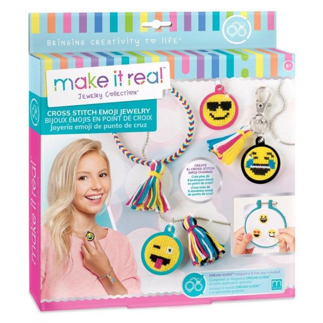 Obrázek produktu Make It Real Náramky a náhrdelník, smajlíci