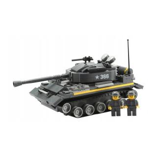 Obrázek 1 produktu LEGION 3660 Vojenský tank 360 dílků