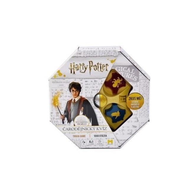 Obrázek produktu Harry Potter Kouzelnický kvíz