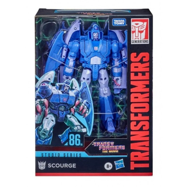 Obrázek produktu Transformers GEN: Voyager Constructicon Scourge, Hasbro F0713