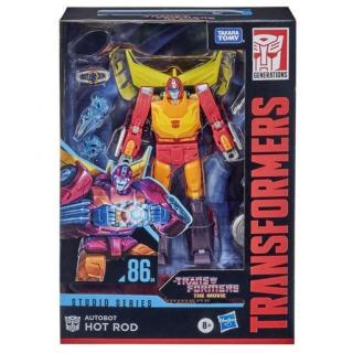 Obrázek 1 produktu Transformers GEN: Voyager Constructicon Autobot Hot Rod, Hasbro F0712
