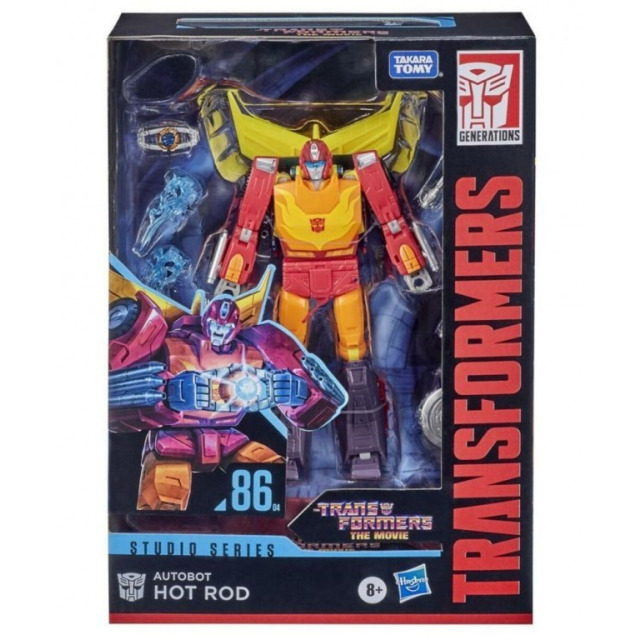 Obrázek produktu Transformers GEN: Voyager Constructicon Autobot Hot Rod, Hasbro F0712