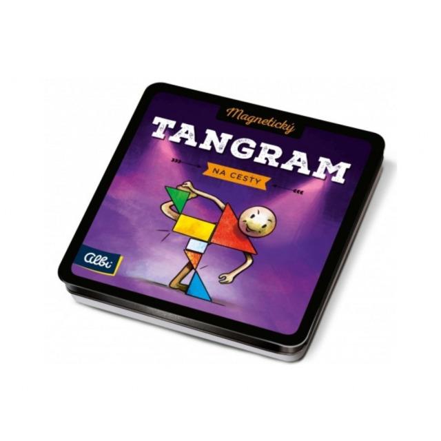 Obrázek produktu Magnetické hry na cesty Tangram