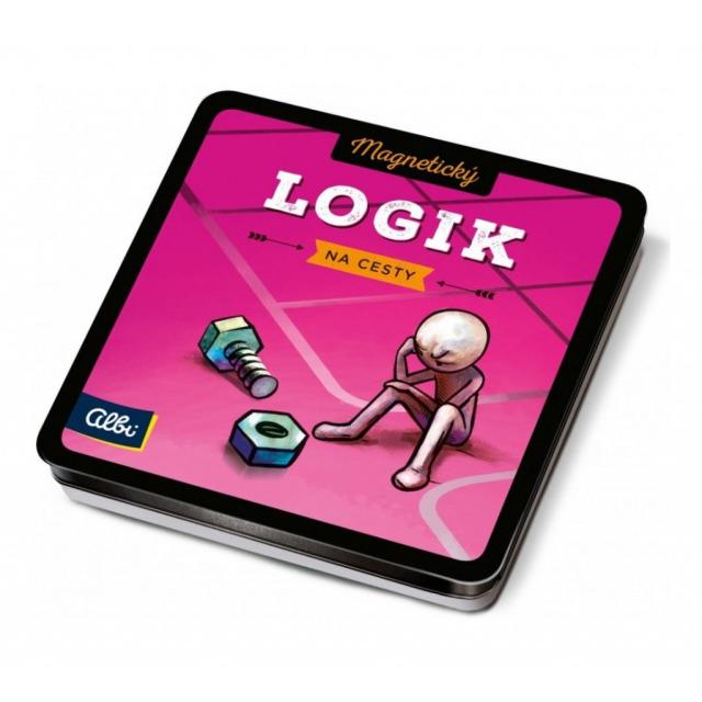 Obrázek produktu Magnetické hry na cesty Logik