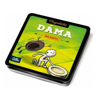 Obrázek 1 produktu Magnetické hry na cesty Dáma