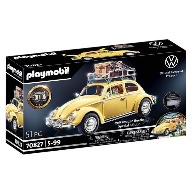 Obrázek produktu Playmobil 70827 Volkswagen Brouk Chrome Speciální edice