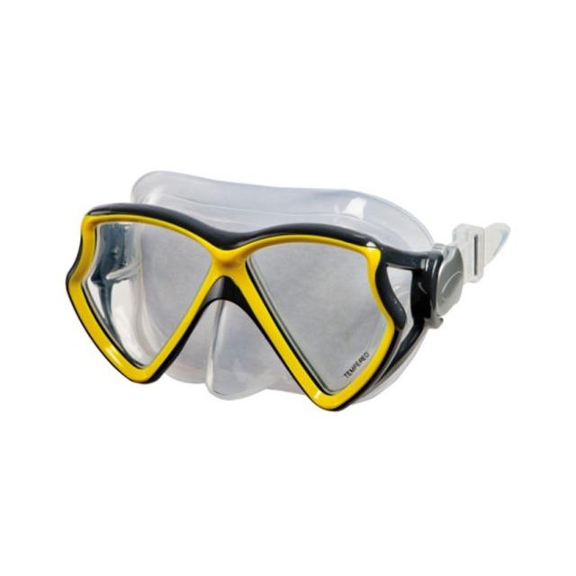 Obrázek produktu Intex 55980 Maska plavecká Aviator žlutá